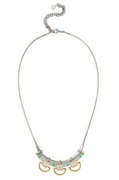 Wanderer Necklace in Silver | Stella & Dot