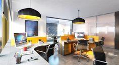 Por que é importante investir na decoração do escritório para aumentar as vendas?