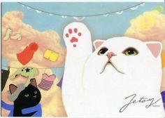 Korea-Jetoy-Choo-Choo-Cat-Postcard-04