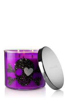 Once again in my house this Bath and Body Halloween candle would be an all year round candle!