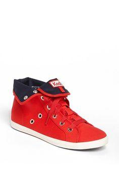 Keds® 'Rookie - Loop-De-Loop' High Top Sneaker (Women) available at #Nordstrom