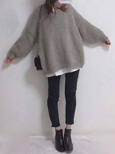 nico│NANING9 Knitwear Looks - WEAR