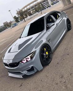 BMW - Luxury World Cars – Cars of the day, everyday is the car day! Your daily source of luxury cars. Bmw M3, Bmw Autos, Bmw Sedan, Jdm, Supercars, Bentley Auto, Design Autos, Carros Bmw, Nardo Grey