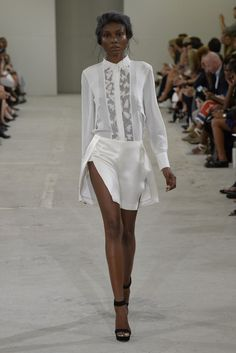 The Azede Jean-Pierre Spring 2015 runway show is probably the most cohesive presentation to come out of New York Fashion Week. Ny Fashion Week, Runway Fashion, Fashion Outfits, Womens Fashion, Spring Wear, Spring 2015, Catty Noir, Summer Outfits, Cute Outfits
