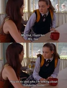 """21 Truths """"Gilmore Girls"""" Taught You About Friendship Effektive Bilder, die wir. - 21 Truths """"Gilmore Girls"""" Taught You About Friendship Effektive Bilder, die wir… - Gilmore Girls, Lorelai Gilmore, Funny Girl Quotes, Sister Quotes, Baby Quotes, Movie Quotes, Daughter Quotes, Friend Quotes, Babies R Us"""