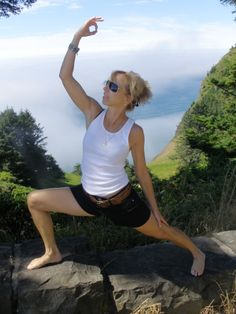 No matter where I am Yoga is a part of me.