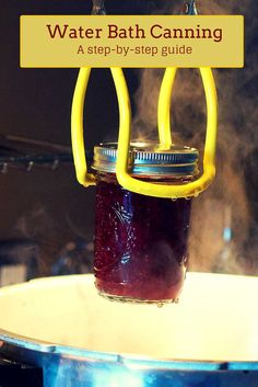 Canning Tips, Home Canning, Canning Recipes, Canning Food Preservation, Preserving Food, Water Bath Cooking, Fruit Preserves, Food Swap, Pressure Canning