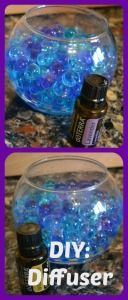 I found this idea on doTerra's Blog. I was curious to see if it actually worked…