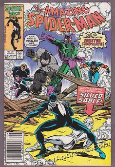 AMAZING SPIDER-MAN #280 Comic Book 1986 Marvel Comics
