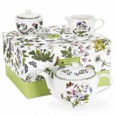 Botanic Garden - Set na čaj 3 ks.