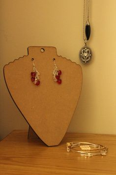 Hearts by MadeWithLoveByKC on Etsy, $13.00