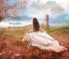 Freedom by Gwendolyn1.deviantart.com on @DeviantArt