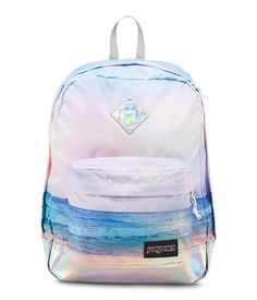 Enjoy a holographic experience with the new SuperFX Backpack from JanSport. Shop online for our latest holographic backpacks at JanSport.com.
