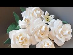 rosa rossa col fommy - YouTube