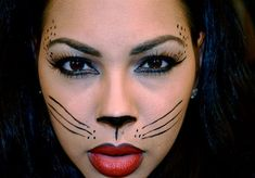 Best and Scary Halloween Makeup Ideas 2014
