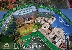 4 nuovi prodotti informativi del Servizio Turistico della Valnerina
