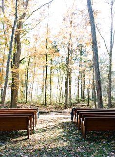 DIY Autumn Nashville Wedding from oncewed.com