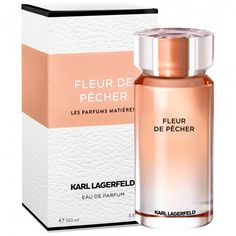 Karl Lagerfeld Fleur De Pêcher EDP 100 mL