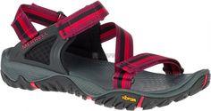 Dámské sandále MERRELL ALL OUT BLAZE WEB J37610 BEET RED