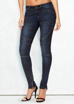 Spoon Moto Skinny Jean