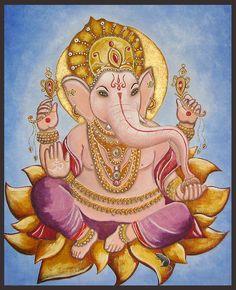 Ganesha by Adnil on DeviantArt