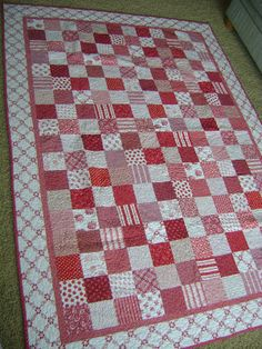 Diary of a Quilter - a quilt blog: Classic