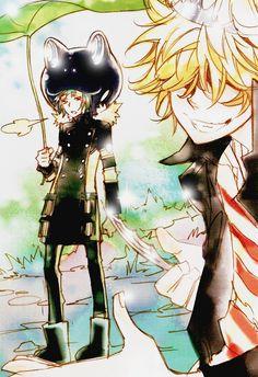 Belphegor x Fran Reborn Katekyo Hitman, Hitman Reborn, Kpop Anime, Manga Anime, Mafia Families, Mikuo, Daisuga, Pandora Hearts, Tsundere