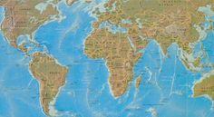 Pourquoi certains noms de pays sont-ils masculins et d'autres féminins?  | Slate