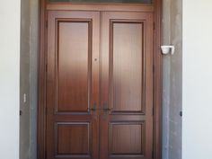 wp_125 Wooden Double Doors, Delray Beach, Entrance Doors, Wood Doors, Armoire, Tall Cabinet Storage, Solid Wood, Furniture, Home Decor