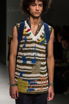 "monsieurcouture: "" Salvatore Ferragamo S/S 2017 Menswear Milan Fashion Week """