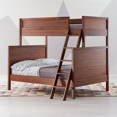 Bunk Beds With Stairs Full Kid Folding