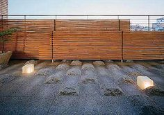 Oriental Landscaping Design Sample Pictures