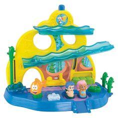Fisher-Price Nickelodeon Bubble Guppies Swim-sational School