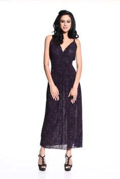 Buy Karishma Women's Maxi Dress Online at Best Offer Prices @ Rs. 499/- In India. #Maxi #Dresses #India