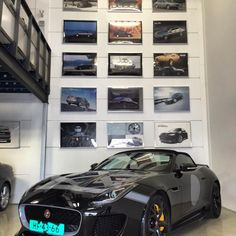 Only one of two Jaguar Project 7 cars in the Netherlands. With only 225 km and fully equipped. For pricing contact me. www.desnelheid.nl