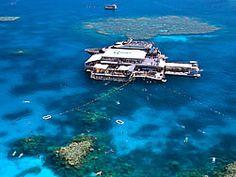 Agincourt Outer Great Barrier Reef Platform