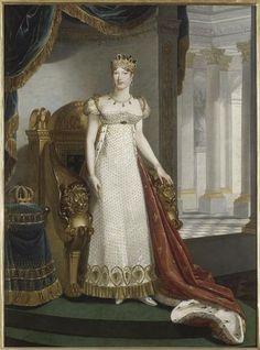 Empress Marie-Louise - Marie-Guillemine Benoist
