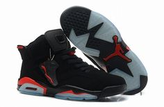 low priced 5ff66 d43ea Buy Nike Air Jordan 6 Mens 2014 Style Black Red Shoes New from Reliable  Nike Air Jordan 6 Mens 2014 Style Black Red Shoes New suppliers.