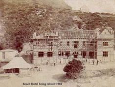 Chapmans Peak Hotel, Hout Bay, Cape Town, South Africa - History Old Photos, Vintage Photos, I Am An African, Cape Town South Africa, Black History, Beautiful Places, Nordic Walking, Birth, Outdoor