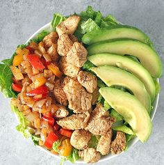 This Paleo Chicken Fajita Bowl is a healthy complete meal. Loaded with veggies and juicy chicken and easy to make. Whole30 compliant as well. I'm always trying to think of new recipes and ways to eat chicken. I admit- it can be boring and flavorless, not this recipe though! Once I made this meal for...Read More »