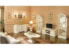 ΝΕΕΣ ΠΑΡΑΛΑΒΕΣ   Epiplonet.com Living Dining Room, Dining Room Furniture Sets, Traditional Dining Room Furniture, House Interior, Furniture, Home, Interior, Italian Furniture, Types Of Furniture
