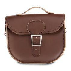 Brit-Stitch The Half Pint Chocolate Brown Shoulder Bag http://www.styledit.com/shop/brit-stitch-the-half-pint-chocolate-brown-shoulder-bag/
