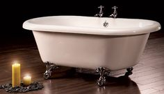 Traditional Bathtubs, Bathroom Shop, Freestanding Bath, Luxury Bath, Clawfoot Bathtub, Royce, Bathing, Miami, Accessories