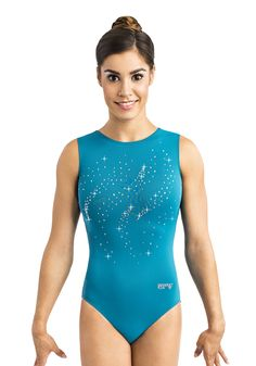 The gymnastics leotard is made with high-quality material which will comfort you in doing every gymnastics move. Be the best in gymnastics and reach your goal with the help of quality products from Elite Gymnastics. Gymnastics Equipment For Sale, Gymnastics Bags, Gymnastics Moves, Elite Gymnastics, The Help, Bathing Suits, Goal, Clothes, Products