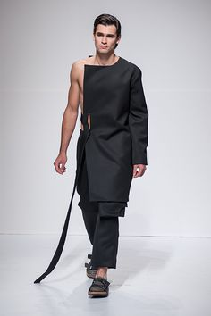 Jesus Chavez- More photos and details at http://www.fashionspyder.com/2014-pratt-institute-fashion-show-and-cocktail-benefit/