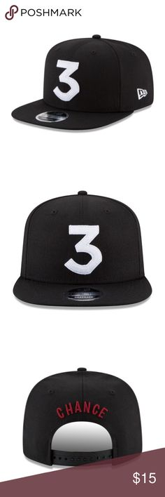 Chance The Rapper Hat Brand new. Great quality. Accessories Hats