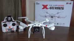MJX R/C - X101 - Review and Flight
