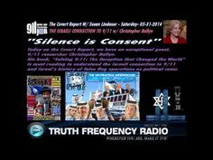 "▶ THE ISRAELI CONNECTION TO 9/11 w/ Christopher Bollyn ""The Covert Report "" TFR - YouTube"