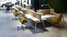 Projem Dergisi Açık ofisler, yenilikçi fikirler için özgür ortamlar yaratıyor