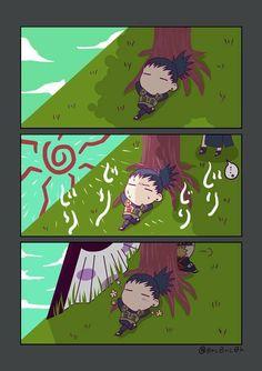 Naruto Shikamaru x Temari nap time Naruto Uzumaki Shippuden, Naruto Kakashi, Anime Naruto, Sarada Uchiha Manga, Comic Naruto, Naruto Shippuden Characters, Naruto Fan Art, Naruto Cute, Naruto Funny